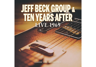 Jeff Group Beck - Live 1969 - (CD)