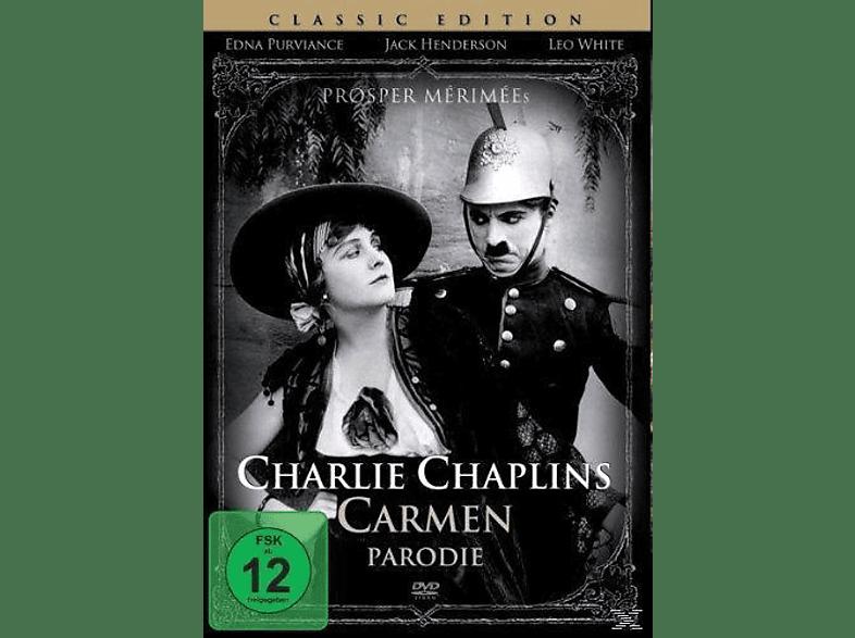 Charlie Chaplins Carmen Parodie [DVD]