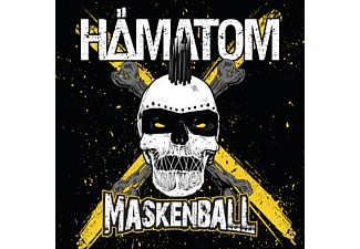 """Hämatom - Maskenball """"15 Jahre durch Himmel und Hölle"""" (Limited Digipack)  - (CD)"""