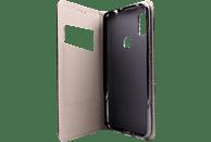 AGM 27570 BS Magnet Bookcover Xiaomi Redmi Note 6 Pro Kunstleder, Thermoplastisches Polyurethan, Kunststoff Schwarz
