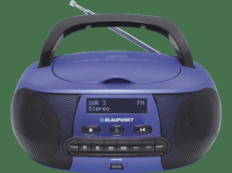 BLAUPUNKT BD-400 Digital-Radio, Digital-Radio