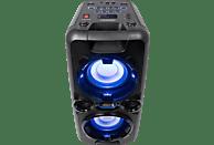 BLAUPUNKT PS-1000 Party Lautsprecher Boombox Schwarz