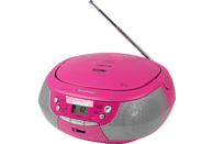 BLAUPUNKT B-4-PLL-PK CD-Player CD-Player Pink/Silber