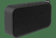 BLAUPUNKT BTR-60-BK Bluetooth Lautsprecher Bluetooth Lautsprecher, Schwarz