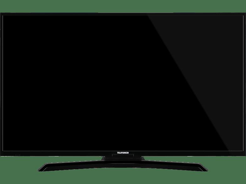 TELEFUNKEN D43U506R4CWH LED TV (Flat, 43 Zoll/108 cm, UHD 4K, SMART TV)