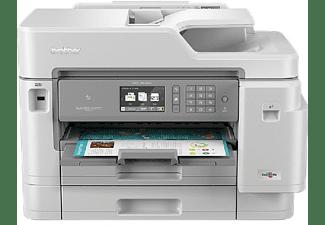 Impresora - Brother MFC-J5945DW Multifunción A3 Wifi Fax Dúplex, Blanco