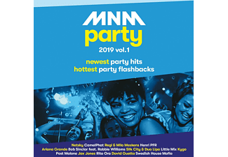 MNM Party 2019: Volume 1 CD