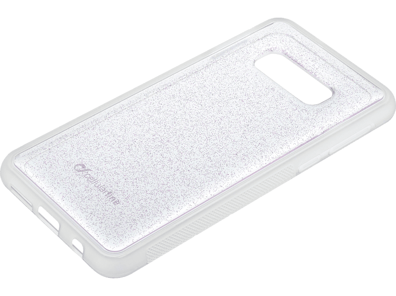 CELLULAR LINE Selfie Case , Backcover, Samsung, Galaxy S10e, Thermoplastisches Polyurethan, Transparent