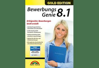 Bewerbungs Genie 8.1 Gold Edition - [PC]