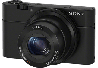 SONY DSC-RX100 - Appareil photo compact (Résolution photo effective: 20 MP) Noir