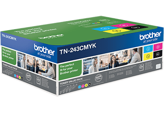 BROTHER TN243CMYK - Toner (Multicouleur)