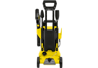 KÄRCHER 1.676-020.0 K 3 Full Control Hochdruckreiniger, Gelb/Schwarz