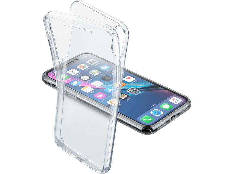 CELLULAR LINE Clear Touch , Backcover, Apple, iPhone Xr, TPU, Transparent