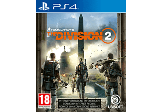 Tom Clancy's The Division 2 für PlayStation 4