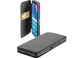 CELLULAR LINE Book Clutch - Custodia a libro (Adatto per modello: Huawei P30 Lite)