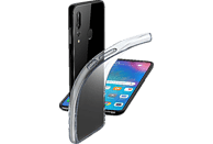 CELLULAR LINE Fine Cover , Backcover, Huawei, P30 Lite, Thermoplastisches Polyurethan, Transparent