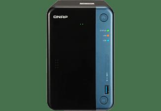 QNAP TS-253Be NAS Ethernet LAN Zwart