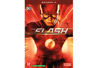 The Flash: Saison 3 - DVD