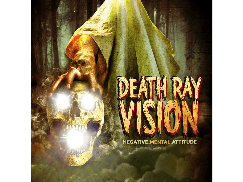 Death Ray Vision - NEGATIVE MENTAL ATTITUDE [Vinyl]