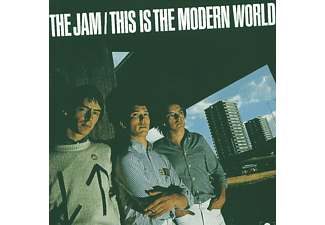 The Jam - This Is The Modern World LP