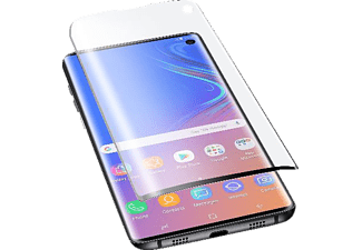 CELLULAR LINE Curved, Displayschutz, Samsung Galaxy S10, Transparent