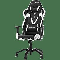 DXRACER Valkyrie V03 Gaming Chair, Black/White Gaming Stuhl, Schwarz/Weiß