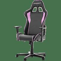 DXRACER Formula F08 Gaming Chair, Black/Pink Gaming Stuhl, Schwarz/Pink