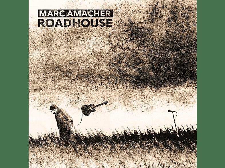 Marc Amacher - Roadhouse [CD]
