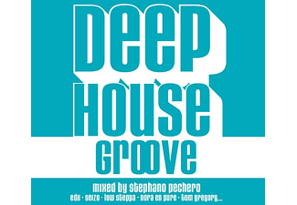 VARIOUS - Deep House In The Mix  - (CD)
