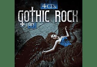 VARIOUS - Gothic Rock Box  - (CD)