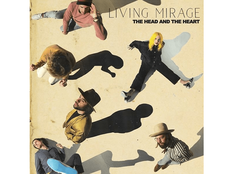 The Head And The Heart - Living Mirage [CD]