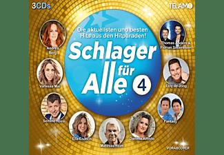 VARIOUS - Schlager für Alle 4  - (CD)
