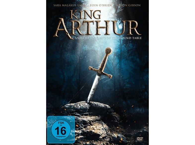 King Arthur and the Knights of the round Table [DVD]