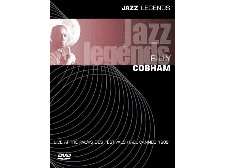 Billy Cobham - Live At The Palais De  Festival In Cannes [DVD]