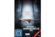 MYSTERY & HORROR-MOVIE-BOX [DVD]