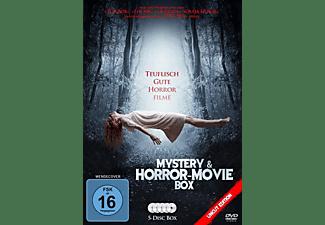 MYSTERY & HORROR-MOVIE-BOX DVD