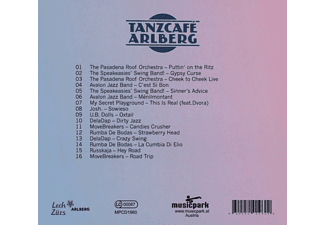 VARIOUS - Tanzcafe Arlberg vol.5  - (CD)