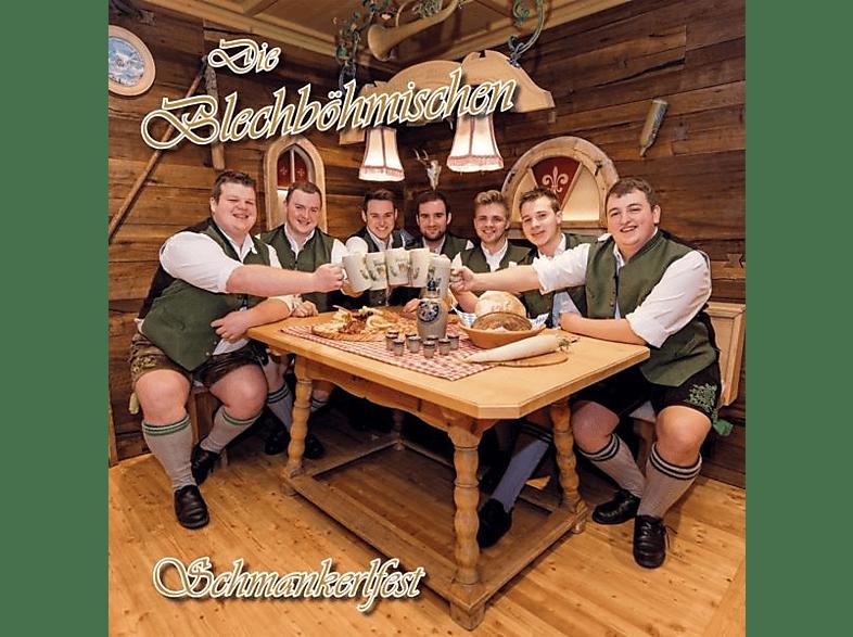 Die Blechböhmischen - Schmankerlfest [CD]