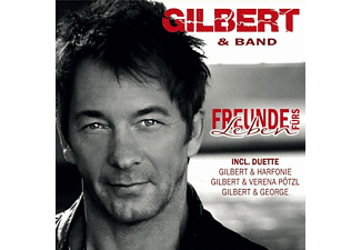 Gilbert - Freunde fürs Leben  - (CD)