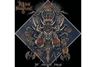 Indian Nightmare - By Ancient Force - (CD)