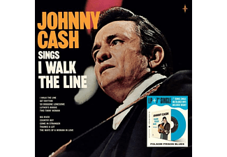 "Johnny Cash - I Walk The Line (180g LP+Farbige 7"" Single) - (Vinyl)"