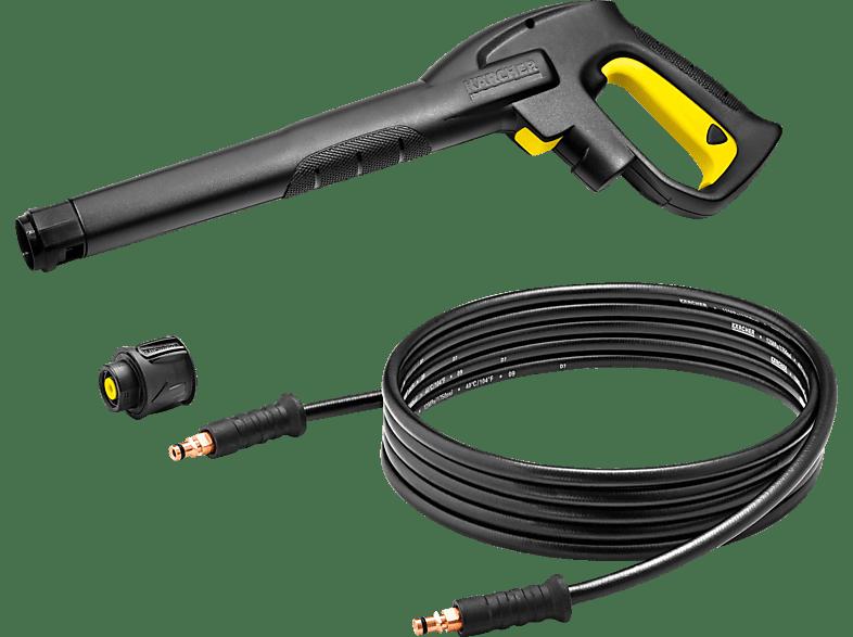 KÄRCHER 2.643-912.0 HK 4 Hochdruckschlauchset + Pistole QC, Schwarz