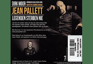 Moor,Dirk/Semmelrogge,Martin - Jean Pallett-Legenden sterben nie  - (CD)