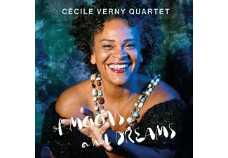 Cécile Quartet Verny - Of Moons And Dreams - (CD)