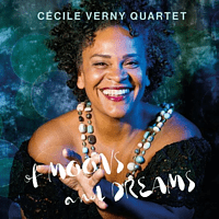 Cécile Quartet Verny - Of Moons And Dreams [CD]