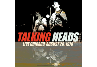 Talking Heads - Best Of Live Chicago: August 28, 1978 Vinyl