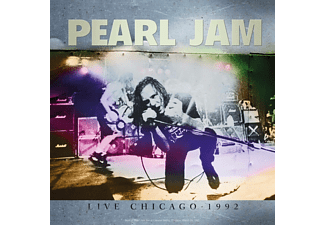 Pearl Jam - Best Of Live Chicago 1992 LP