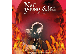Neil & Crazy Horse Young - Best OF Cow Palace 1986 Live LP