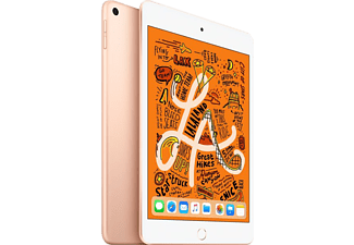"APPLE iPad mini 7.9"" (2019) WiFi + Cellular 256GB Surfplatta - Guld"