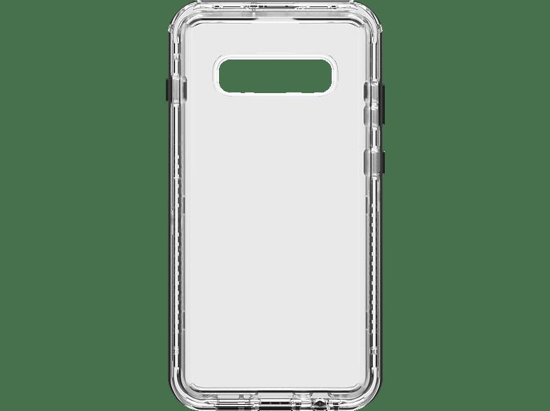 LIFEPROOF Next , Backcover, Samsung, Galaxy S10+, Schwarz/Transparent